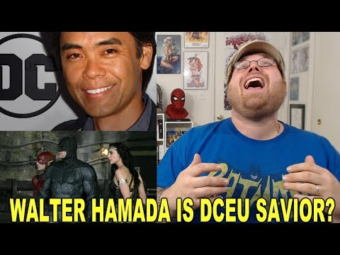 Walter Hamada is DCEU Savior?