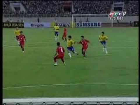 bong da vietnam brazil
