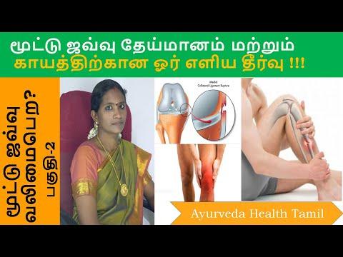 Knee ligament tear treatment || Knee Ligament injury || mootu javu veekam Part-2