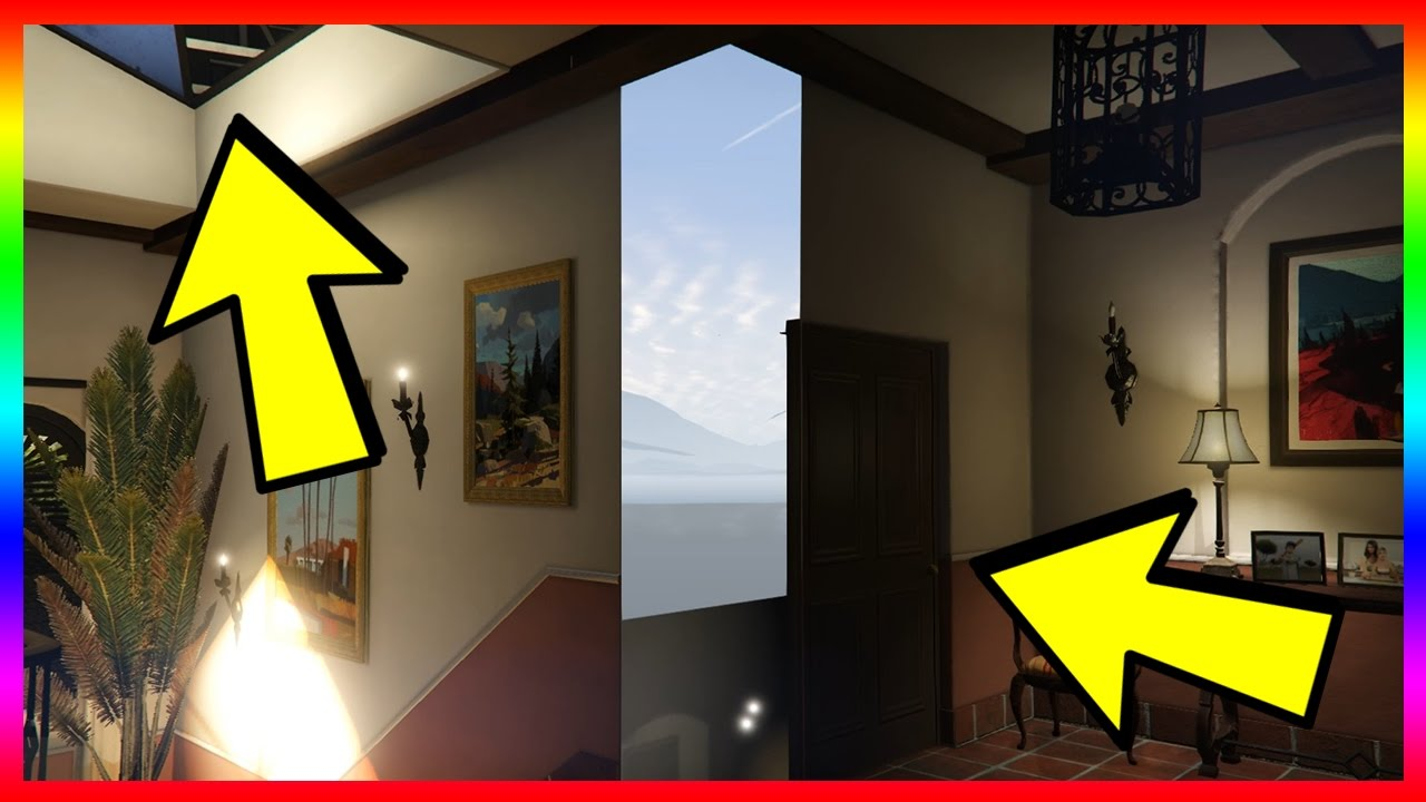 What S Inside These Secret Rooms In Michael S House The