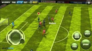 FIFA 13 iOS gameplay [iPhone 5]