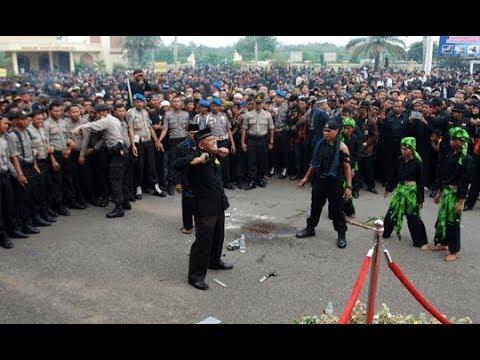 Laskar Banten Akan Cari Oknum Banser Pembakar Bendera Tauhid