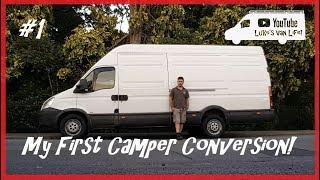 my van life1 camper conversion