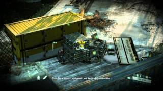 Gameplay Journal Crysis 2 Maximum Edition - Part 1