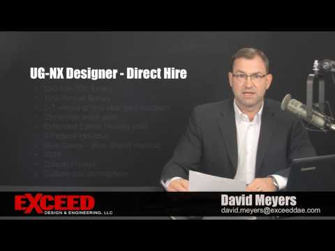 UG NX DESIGN JOB - EXCEED Design & Engineering, LLC