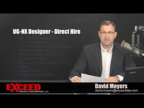 UG NX DESIGN JOB - EXCEED Design & Engineering, LLC