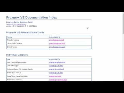 Proxmox VE 4 3 Released - A minor update to the popular platform