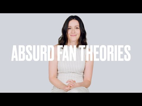 Shannon Woodward Reads Absurd Westworld  Theories  ELLE
