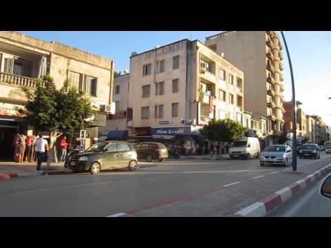 Algeria | Driving in Bejaia | Algerie