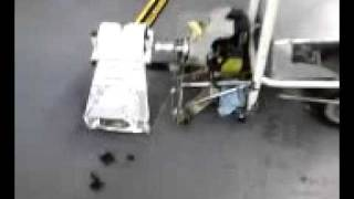 Truck Motorized Barstool Leaf Blower Funny