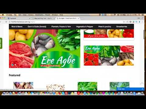 Nigeria's #1 Online Marketplace for Food-Buy and Sell Food Online