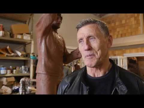The Making Of The Salming Statue