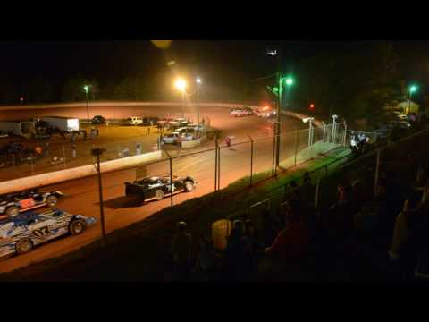 limited late models laurens speedway 6/4/16