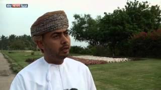 الإعصار تشابالا يبتعد عن عمان