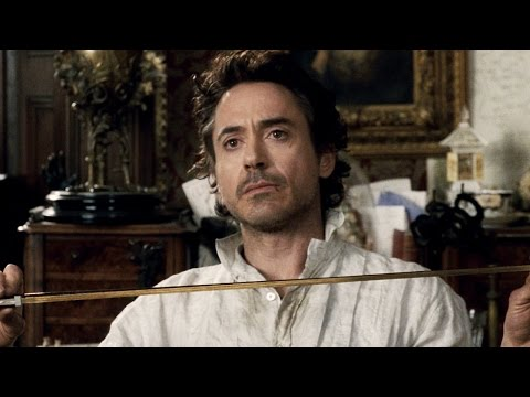 Trailer do filme Sherlock Holmes 3