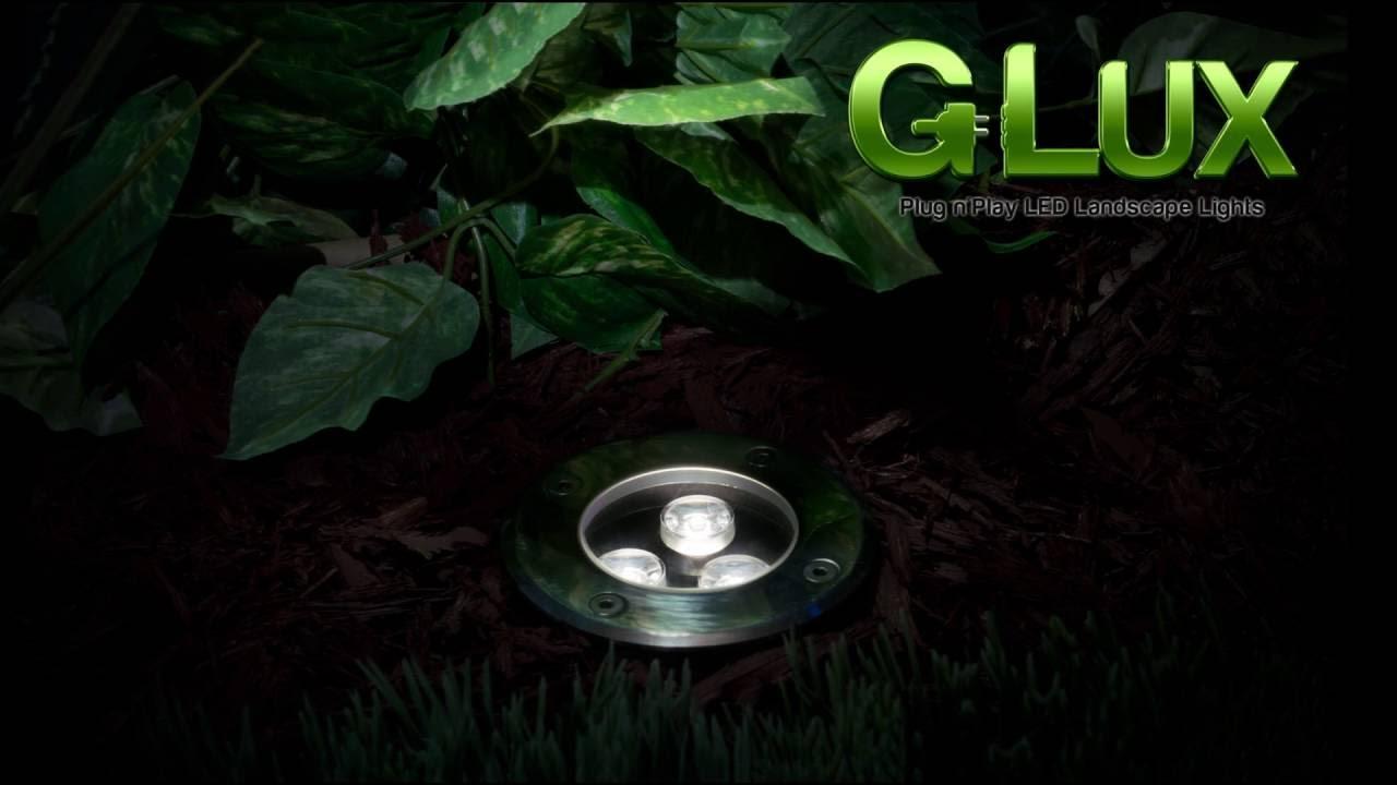 In ground well light led cvs tape measure