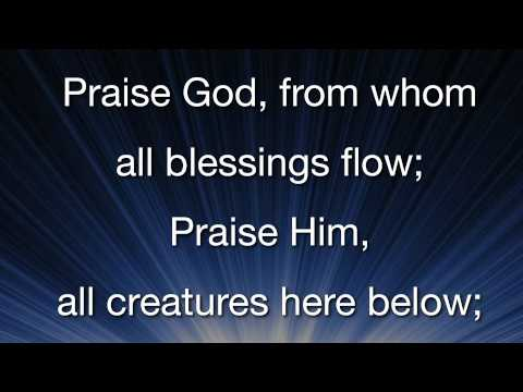 Doxology (Praise God From Whom All Blessings Flow) Instrumental