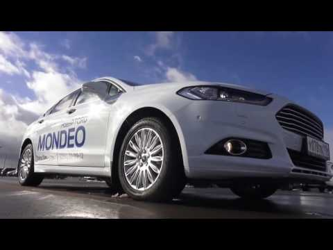 Ford Fusion 2016 review ( Ford Mondeo ) Titanium Awd review Acceleration Burnout Sport dri