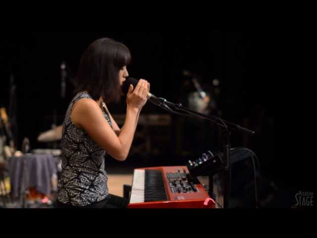 Vienna Teng - Ain't No Sunshine / Lose Yourself - Live From Mountain Stage