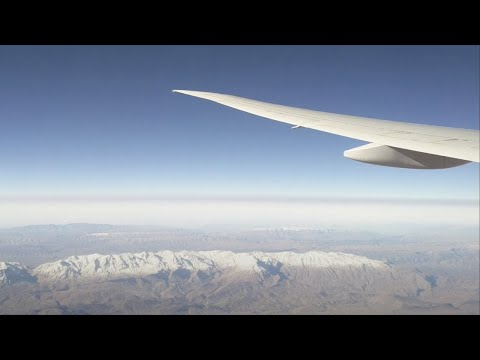 ✈ Emirates flight EK183 from Dubai (DXB) to Brussels (BRU) | Boeing 777-300ER