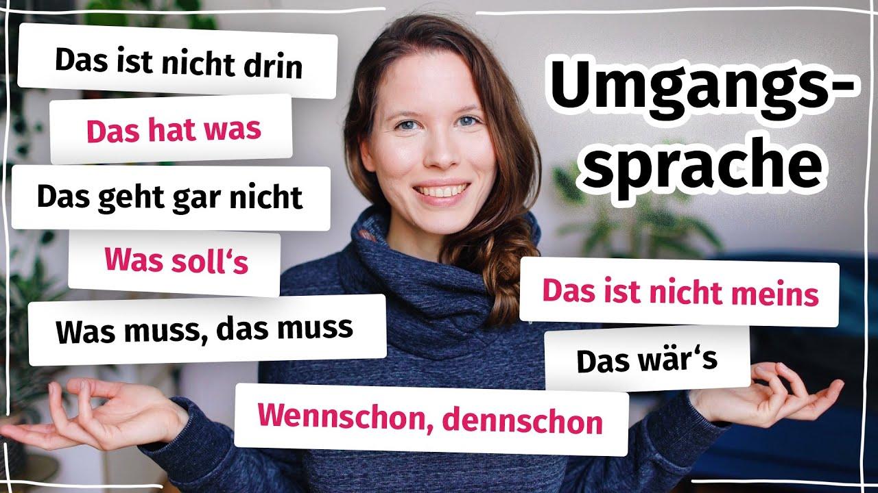 Download Umgangssprachliche Ausdrücke, die du kennen musst (Deutsche Redewendungen im Alltag für B2, C1, C2)