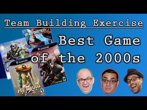 Team Building Exercise - Best Game of the 2000s