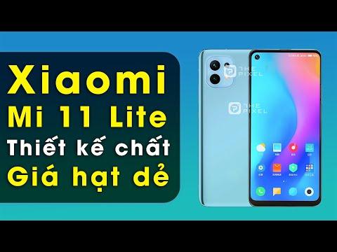 Xiaomi Mi 11 Lite chính hãng: Khi Xiaomi qua đêm với iPhone :v