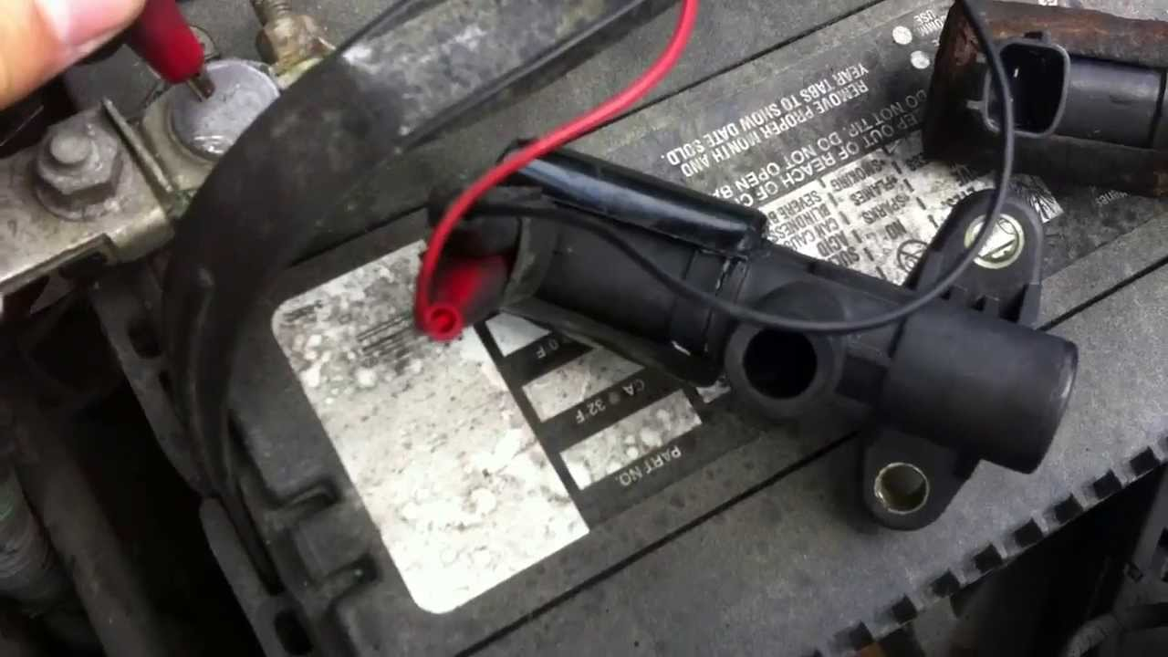 hight resolution of the chad experience check replace the vent solenoid valve on a 1998 1999 2000 2001 nissan altima