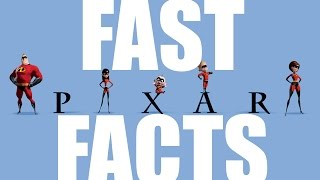 Pixar Fast Facts: The Incredibles