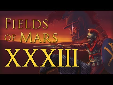 Fields of Mars #33 | Overseas Influence | TW Attila Roman Britain NLP