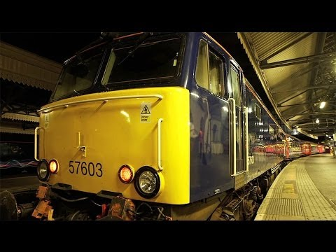 The Night Train to Cornwall, the most romantic way to visit