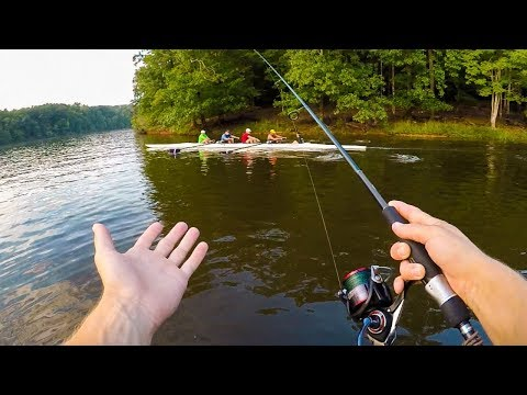 Testing The Absolute BEST GoPro Set Up For FISHING