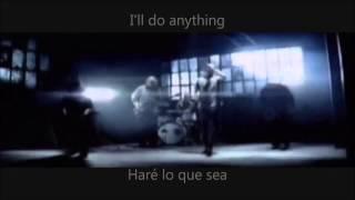 Cold - With my mind - Lyrics English/Spanish