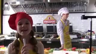 Дети в рекламе. Репортаж со съёмок рекламы Mission в Кидзании.