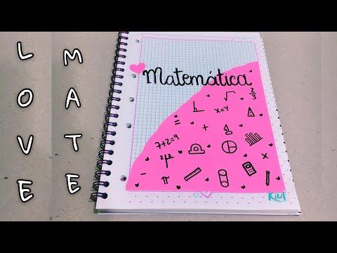 carátula-de-matemáticas-súper-fácil,-sencilla-pero-bonita