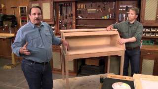 The Woodsmith Shop: Episode 611 Sneak Peek