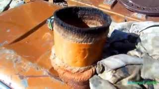 Diesel in Kerosene Heater = 100% Cotton Wick