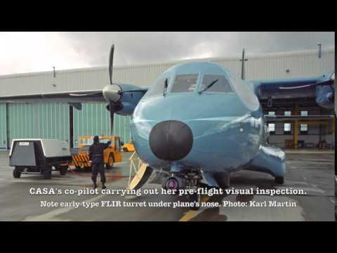 Irish Air Corps aerodrome scenes