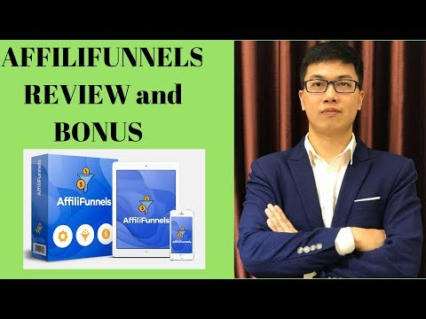 AffiliFunnels Review . http://bit.ly/2L0HGWi