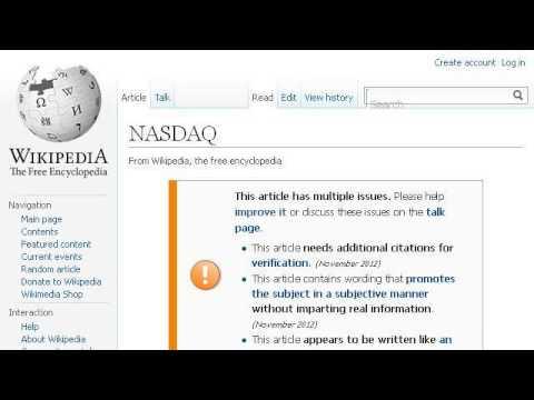 Similarities Between The American Stock Exchange And NASDAQ