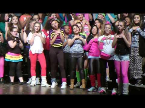 Cherry Creek High School Choir - May 2016 part 1