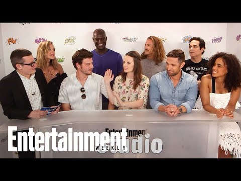 'Midnight, Texas' Stars On The Sexy Series: 'A Lot of Making Out' | SDCC 2017 | Entertainment Weekly