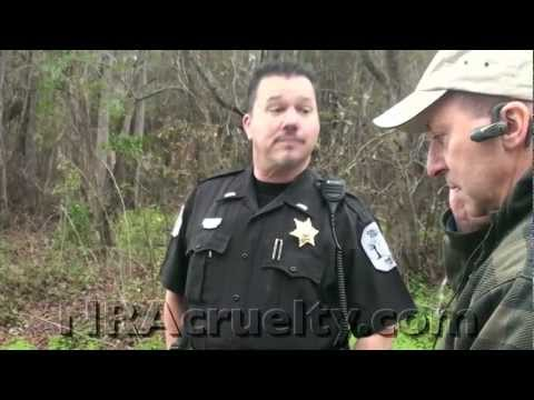 Colleton County Sheriff Hides from Truth