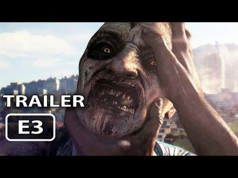 Dying Light Cinematic Trailer (E3 2013)