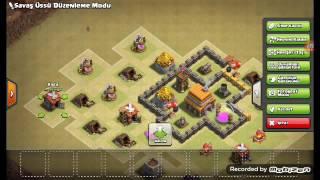2 oyun çektim Clash Of Clans Clash Royale