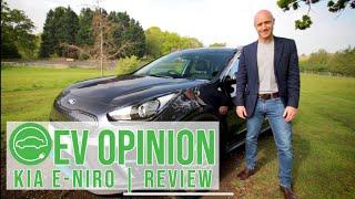 Kia e-Niro Electric | Test Drive & Review