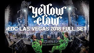 edc las vegas 2018 yellow claw live full set circuit grounds