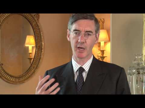 Jacob Rees-Mogg MP Speaks on Brexit