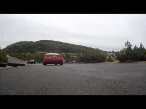Honda Civic EG6 SIR vs Toyota Celica GT 2000 / Circuit Mécaglisse Part 1