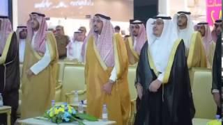 Prince Faisal bin Mishaal visits SABIC science caravan in Buraydah